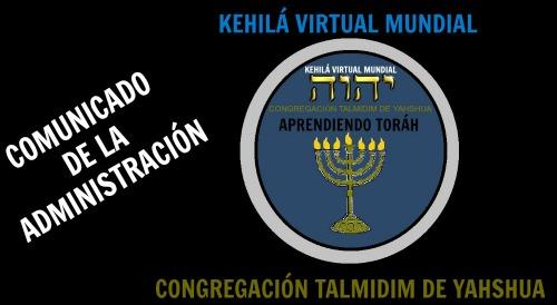 hallelot hebrea, por la ahot sarah 1A-AComunicadoAdministraci%C3%B3n