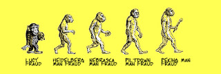 Evolution is a Lie - Intelligent Design is the Truth! Evilution