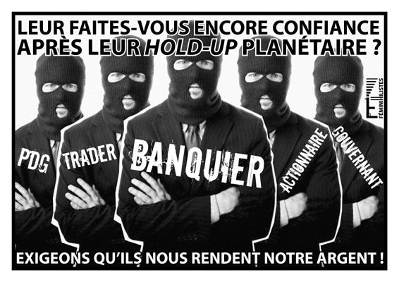 Et si on arrêtait de payer ! Interview de Olivier Bonfond Hold-up_planetaire_web