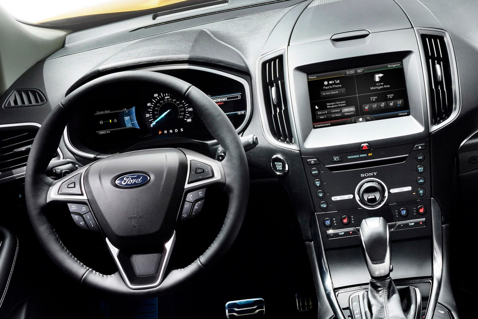 2015 - [Ford] Edge II - Page 2 2015-Ford-Edge-25