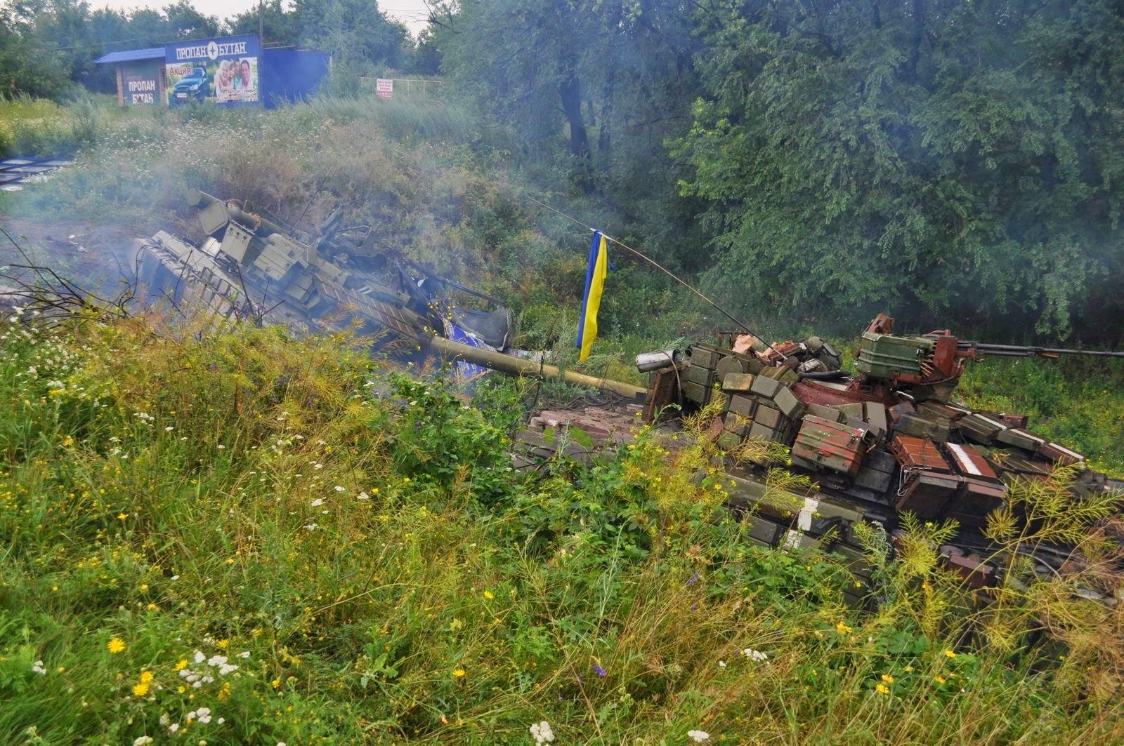 Ucrania destituye al presidente Yanukovich. Rusia anexa la Peninsula de Crimea, separatistas armados atacan en el Este. 147