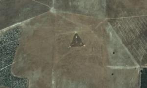"DISCLOSURE: ""Phoenix Lights"" Triangle UFO on GOOGLE Earth  UFO.shf_-300x180"