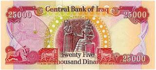 Dinar Currency of Iraq Iraq-dinar