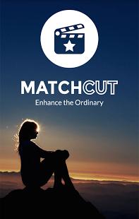 تطبيق | تحميل افضل تطبيق لتحرير أفلام الفيديو وملفات الموسيقى في أقل من 30 ثانية للاندرويد Match Cut  MatchCut%2B%281%29