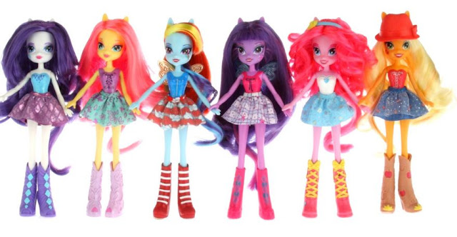 HASBRO Equestria Girls - Mon petit poney devient une fille ! 1