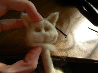 Мастер класс по созданию парных кошек     Elchy DSCN6046