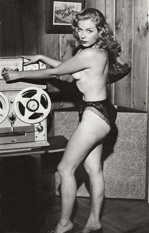 "Efeito WAF ""The Golden Age of Hi-Fi (ladies-of)"" Rhgf"