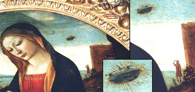 Ancient artists left signs for us to decode. Did they witness UFOs? Aliens_ufos_in_ancient_art_01