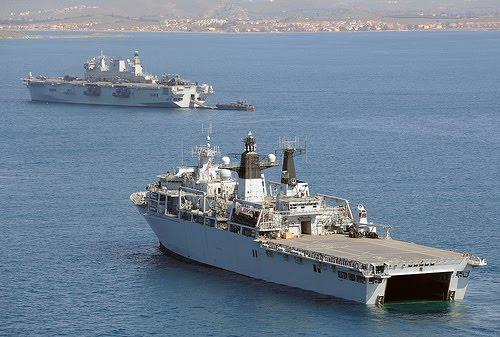 سفن إنزال للمغرب و دول عربية أخرى  HMSBully