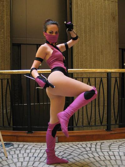 Sai Weapon Conan and Elektra 389355