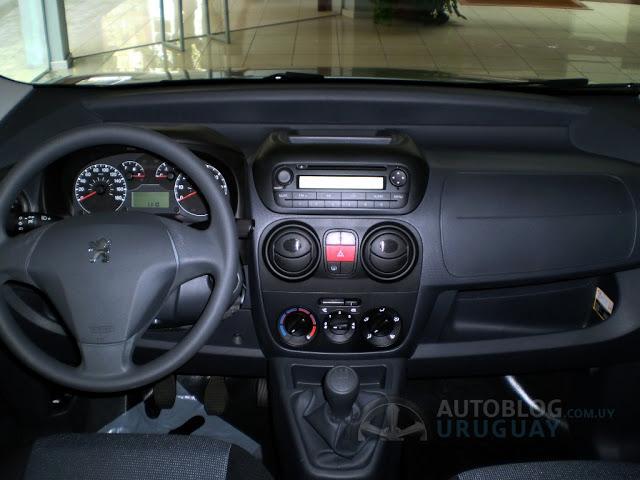 Peugeot Bipper Furgón 1.4 llega a Uruguay 5593822774_df7700d332_b