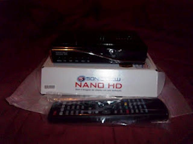 NANO - Nova Atualização Soniview Nano  HD .  data 11/07/2014. Sonic-view-nano-hd-02