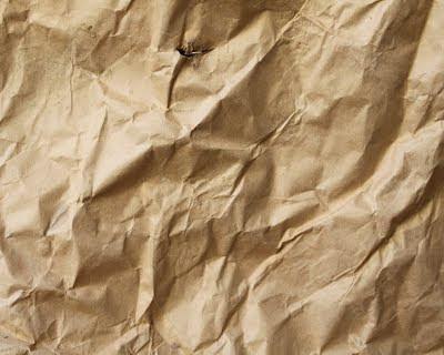 [Mega Tutorial]Conhecendo o Design Textura-PApel-Pardo-Amassado