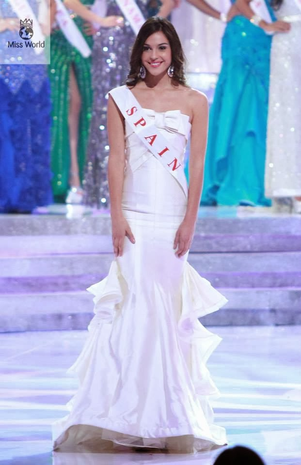 ★ MISS MANIA 2013 - Patricia Rodriguez of Spain !!! ★ - Page 3 Spain