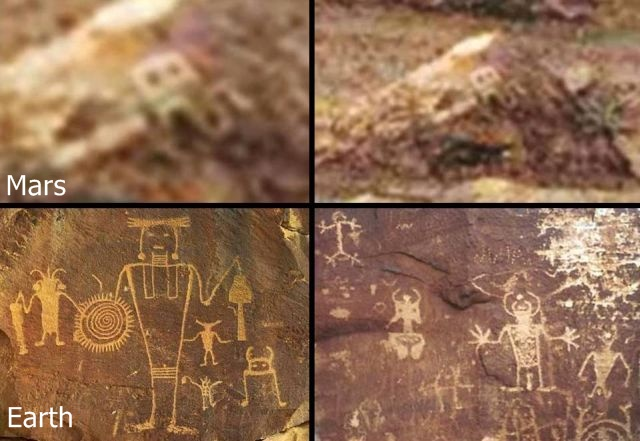 Petroglyph of an Ancient Astronaut found on Mars Pyramid? Ancient%2Baliens%2Bastronauts%2Bmars%2Bcuriosity%2B%25281%2529