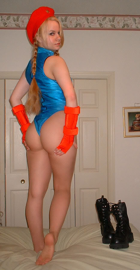 Cosplay au Japon. Le best of!!! Sexy-street-fighter-cosplay-025