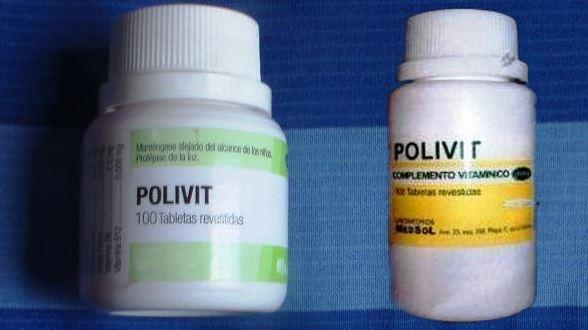 Polivit/Multivit Polivit