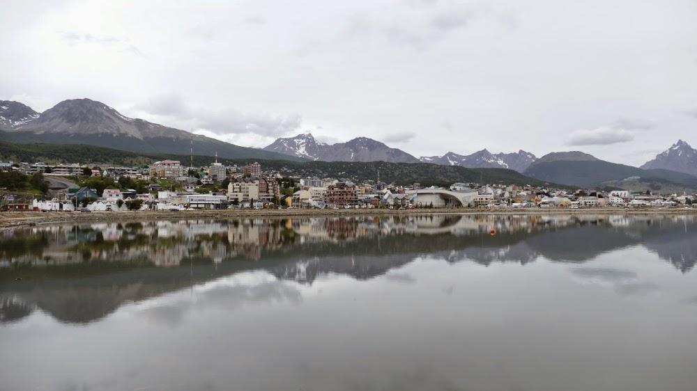 Adventure-Overland: Transafrica - Panamericana and next? Ushuaia-See-Seite