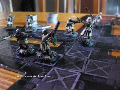 Historias de la guardia (pon un pecio en tu vida) campaña space hulk IMG_5926