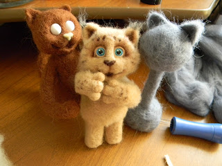 Мастер класс по созданию парных кошек     Elchy DSCN6030