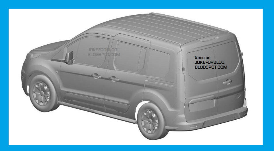 2013 - [Ford] Transit (Connect & MaxiVan) 33