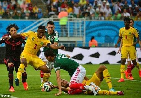 تغطية مباريات المكسيك والكاميرون -أسبانيا وهولندا - تشيلي وأستراليا في كأس العالم 10406663_860885100601300_9096826991497316271_n