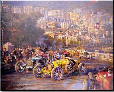 HISTORIA DEL GP DE MONACO - MONTE CARLO LLEGA A LOS 70 GPs Monaco1929