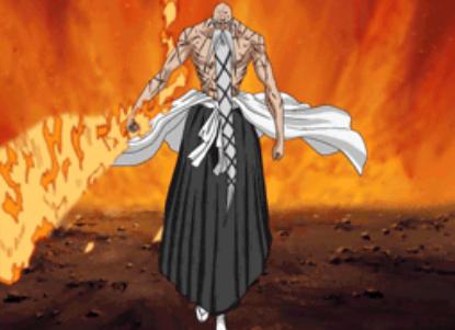 [Q] Destruidores de Chakra - Starrk YamamotoShikai