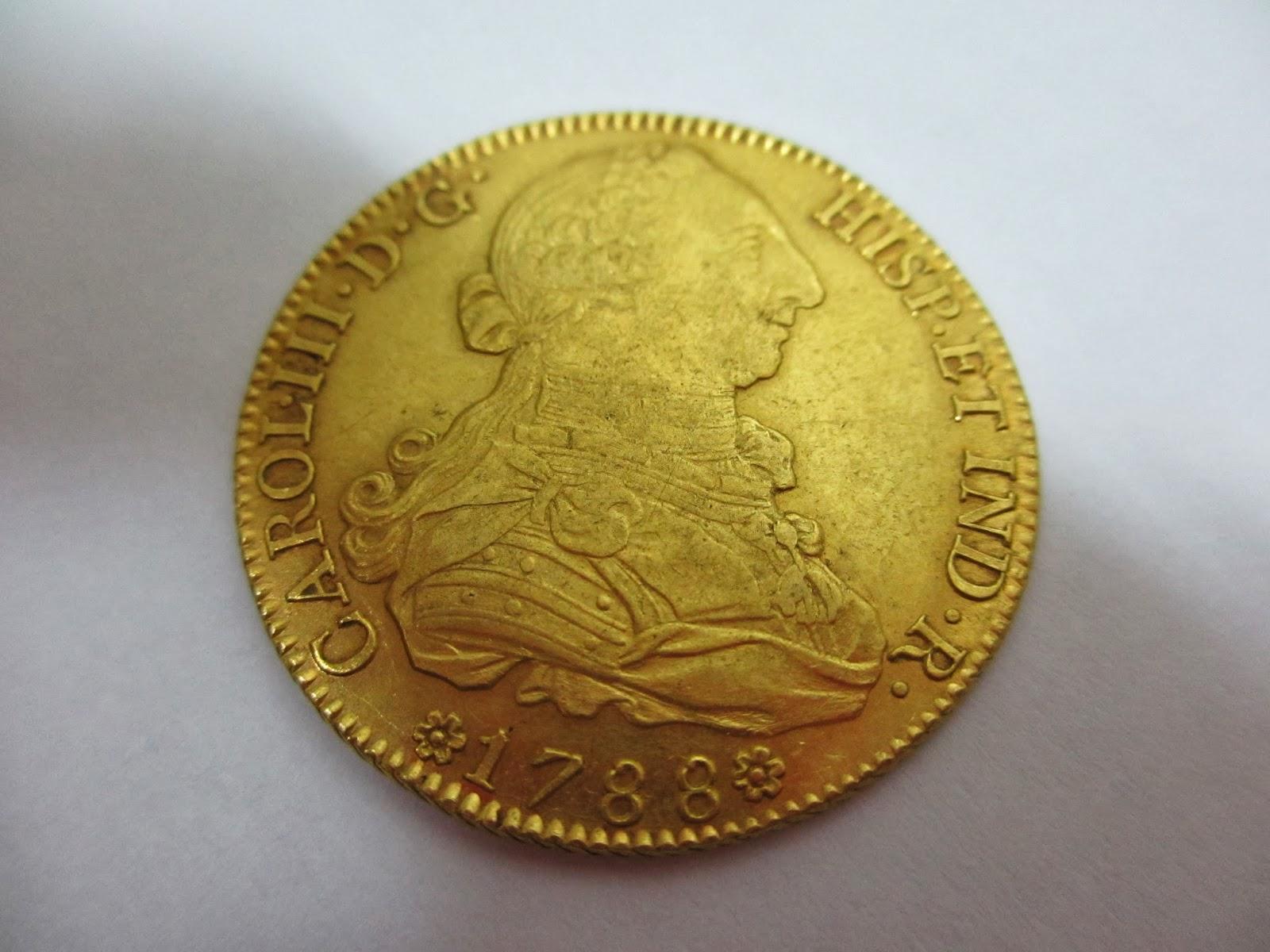 8 escudos 1788. Carlos III. Sevilla. IMG_1164