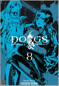 المجلد الثامن [8] من مانجا DOGS Bullets & Carnage | الفصول 68 - 76 Vol%2B8
