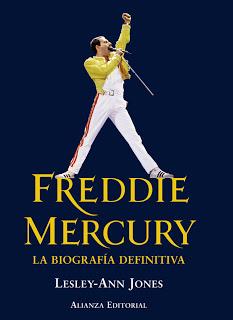 Literatura >> ¿Qué libro estás leyendo? Freddiemercurybiografia