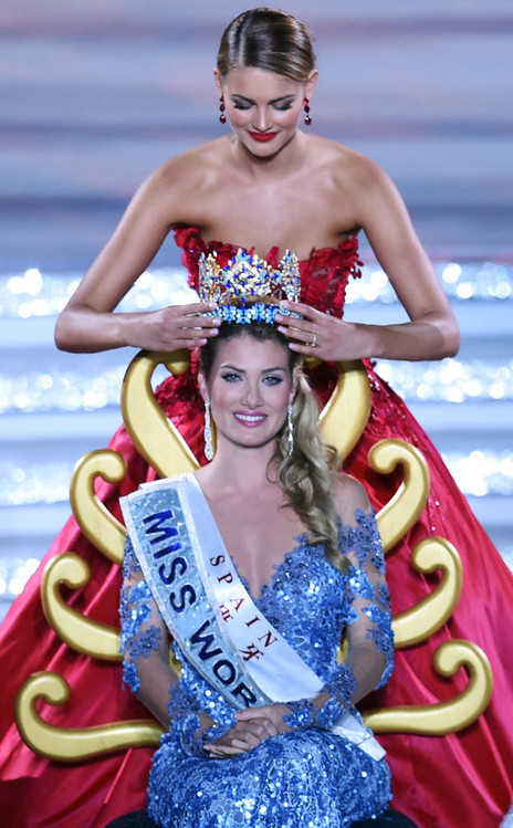 The Official Thread of Miss World 2015 @ Mireia Lalaguna - Spain  World2