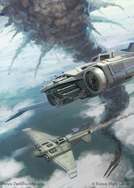 [W40K] Collection d'images : Flotte Impériale - Page 4 Thunderbolts_DavidNash