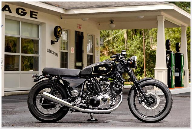 1100 XV Yamaha-xv1100