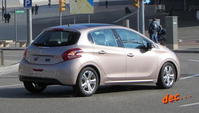 2012 - [Peugeot] 208 - berline [A90/1] 20812