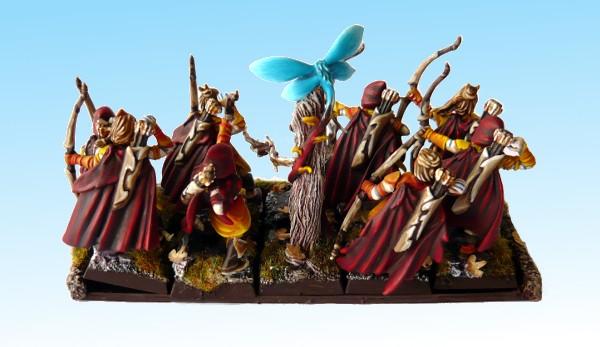 Skavenblight's Wood Elves - Page 2 Glade_guards_08