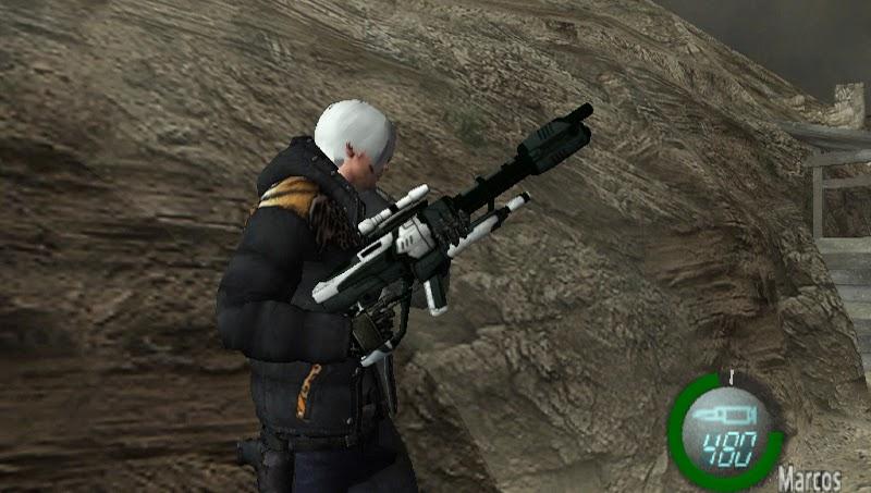 Sniper Rifle 01