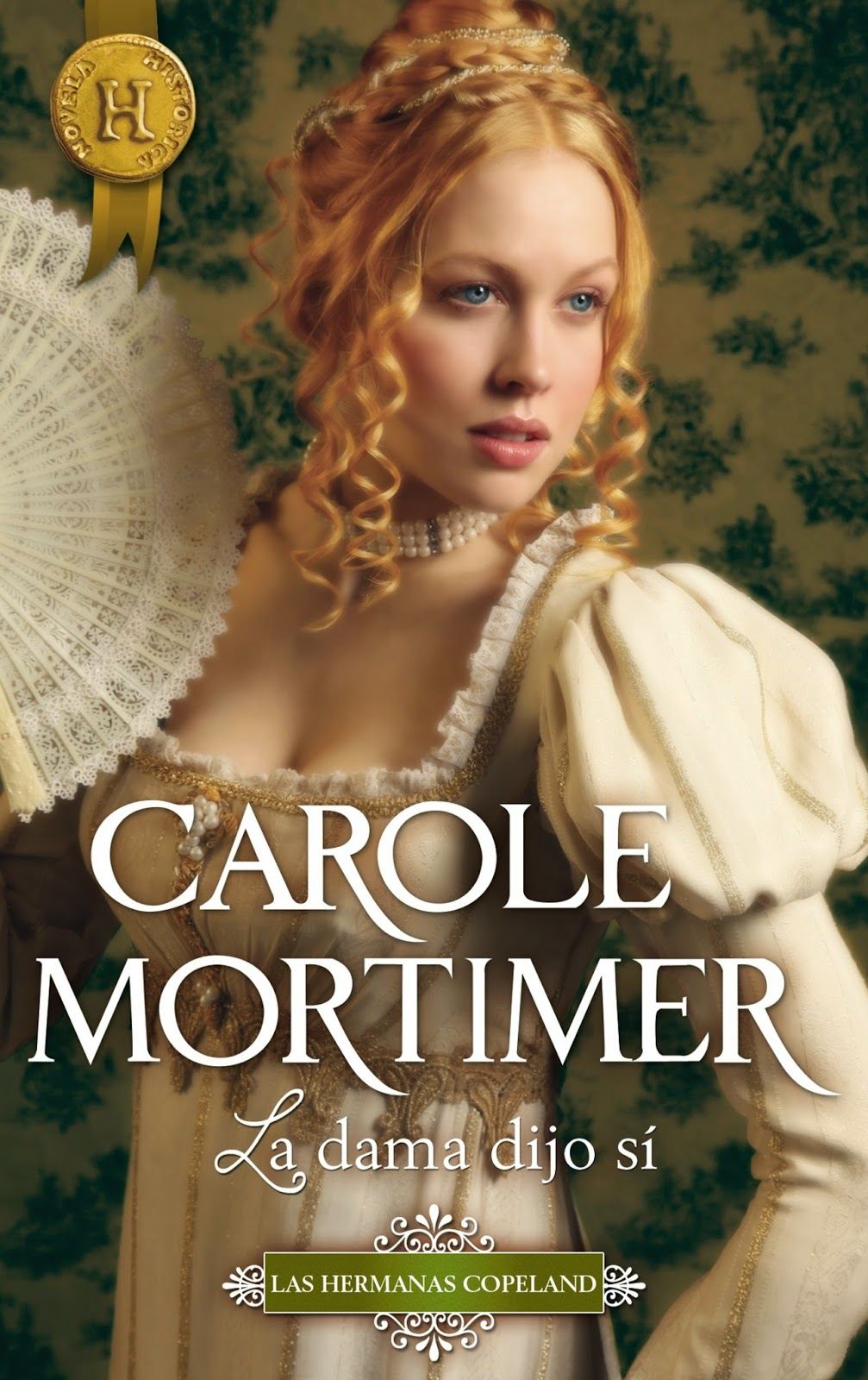 Serie Hermanas Copeland 1, 2 , 3 - Carole Mortimer (Rom) 9788468745749