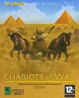 تحميل لعبة Chariots of War بمساحة 171 ميجا Chariots%2Bof%2Bwar%2Bcover