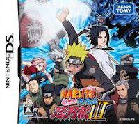 Todos los juegos de Naruto para NDS Jnb