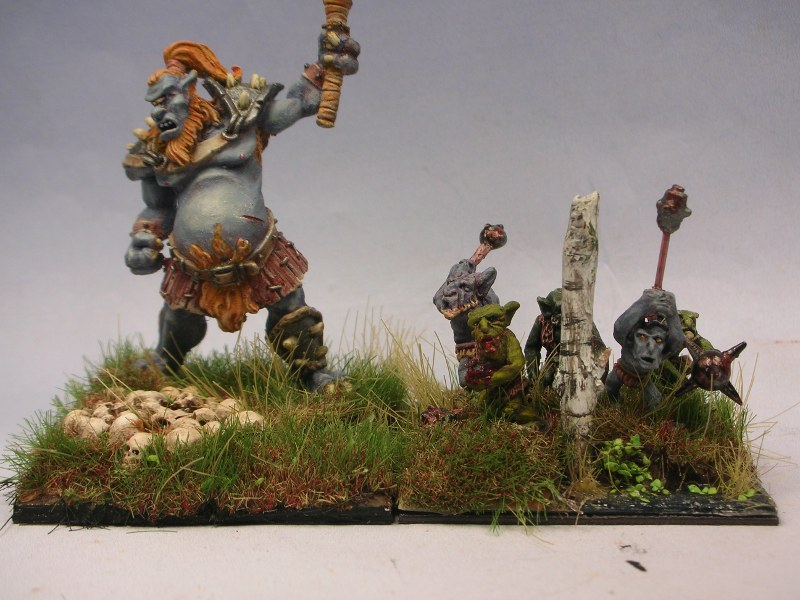 HotT 15mm Goblin army HordecompBlueHP