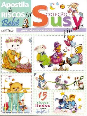 ♥ Revista Coleccion SUSY PINTURA ♥ Digitalizar0006
