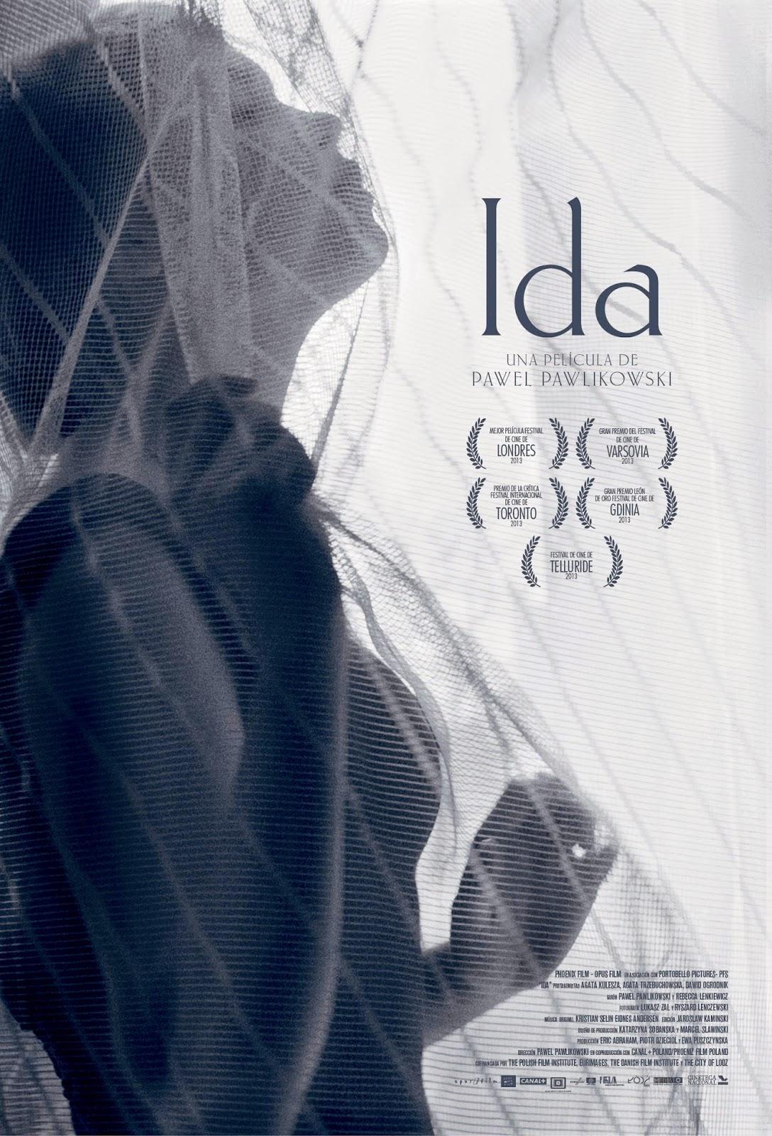 Premios Oscar 2015 IDA-cartel_