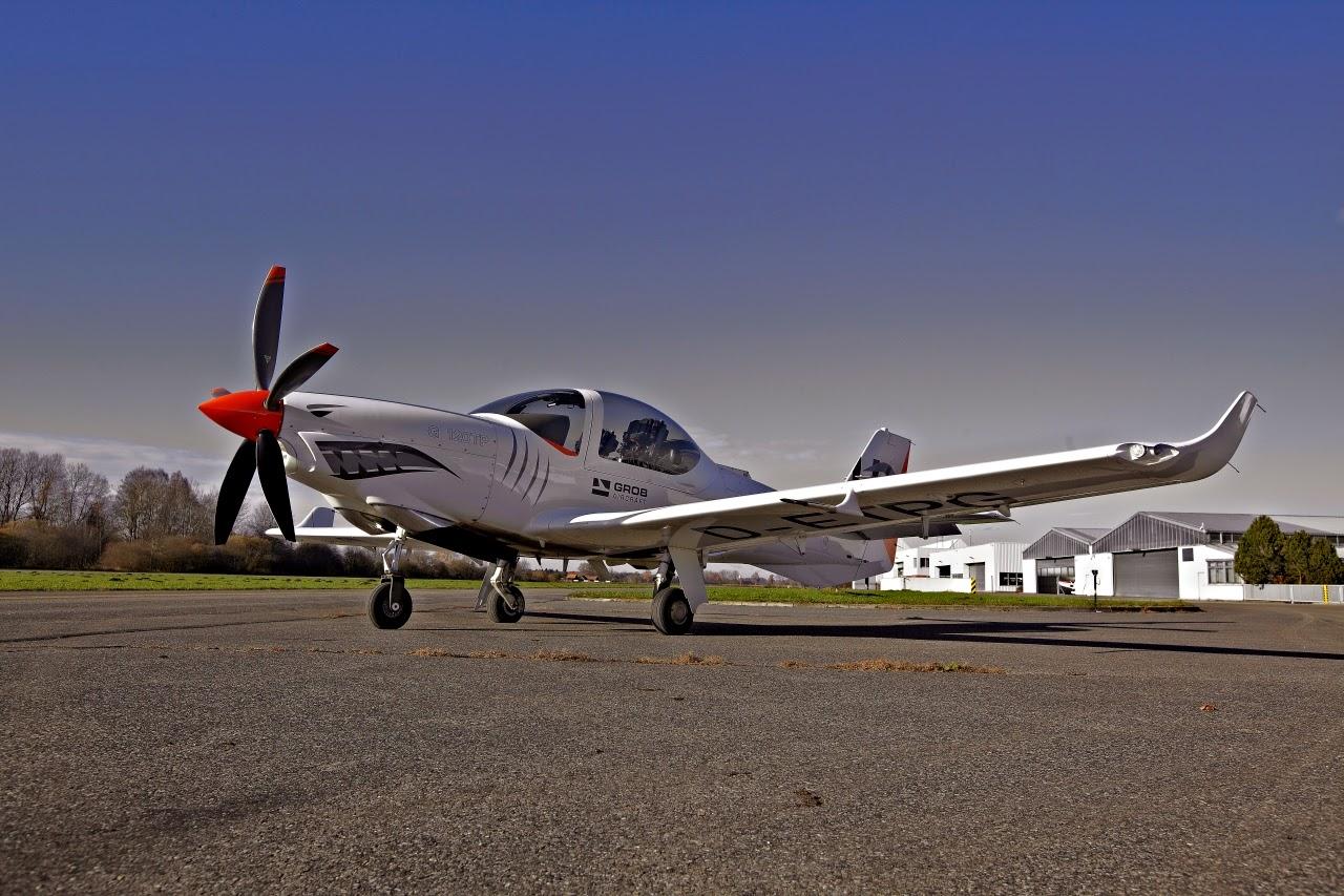 La Fuerza Aérea Mexicana compra 25 aeronaves turbohélice Grob G120TP. - Página 5 G120TP_Mattsies