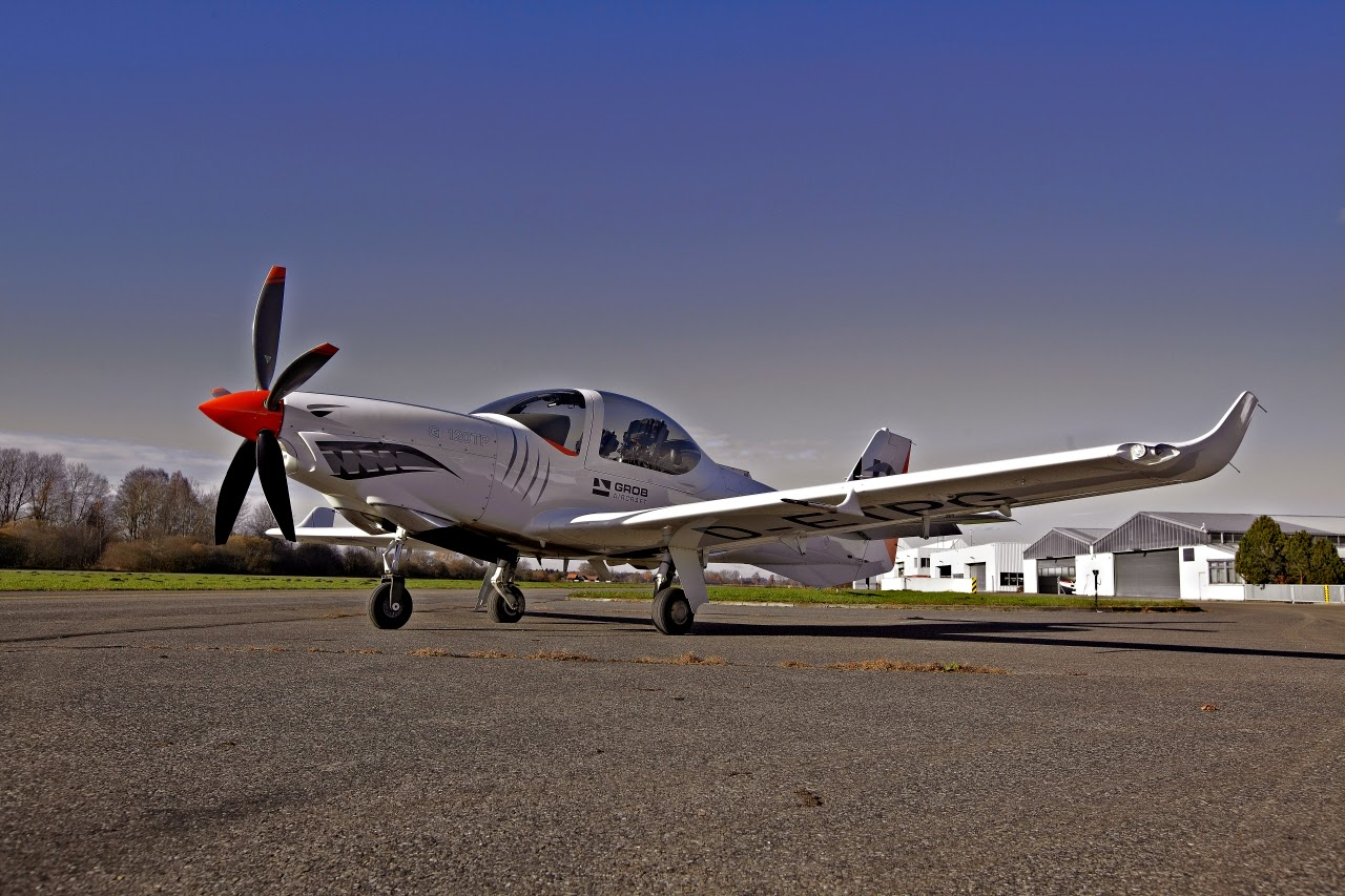 aeronaves - La Fuerza Aérea Mexicana compra 25 aeronaves turbohélice Grob G120TP. - Página 5 G120TP_Mattsies