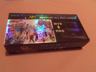 [AES] Review du Neo Super MVS-SNK Convertor II 2011 version  DSCF4279
