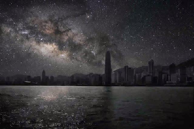 كيف ستبدوا المدن الكبرى لو خيم عليها الظــلآم الدامـس ..؟! Hong%2BKong3