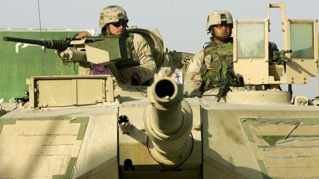 Efecto provocador: EE.UU. envía potente fuerza blindada a frontera báltica de la OTAN  93473aeb2459f2f665c4a3a718526c01_article%5B1%5D