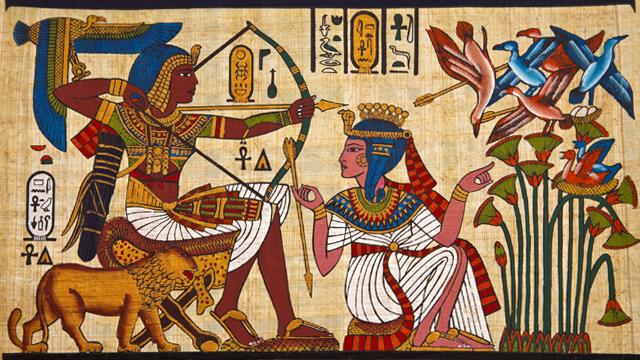 Egipatska umetnost - Page 2 Egyptart2