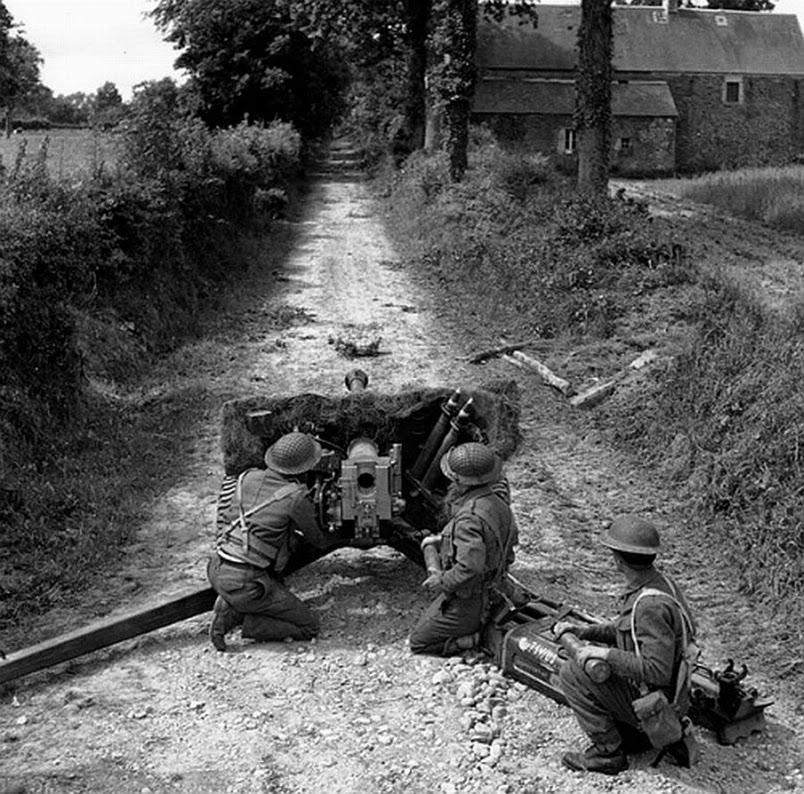 Fotos de la II Guerra Mundial 50th%2BNorthumbrian%2BDivision